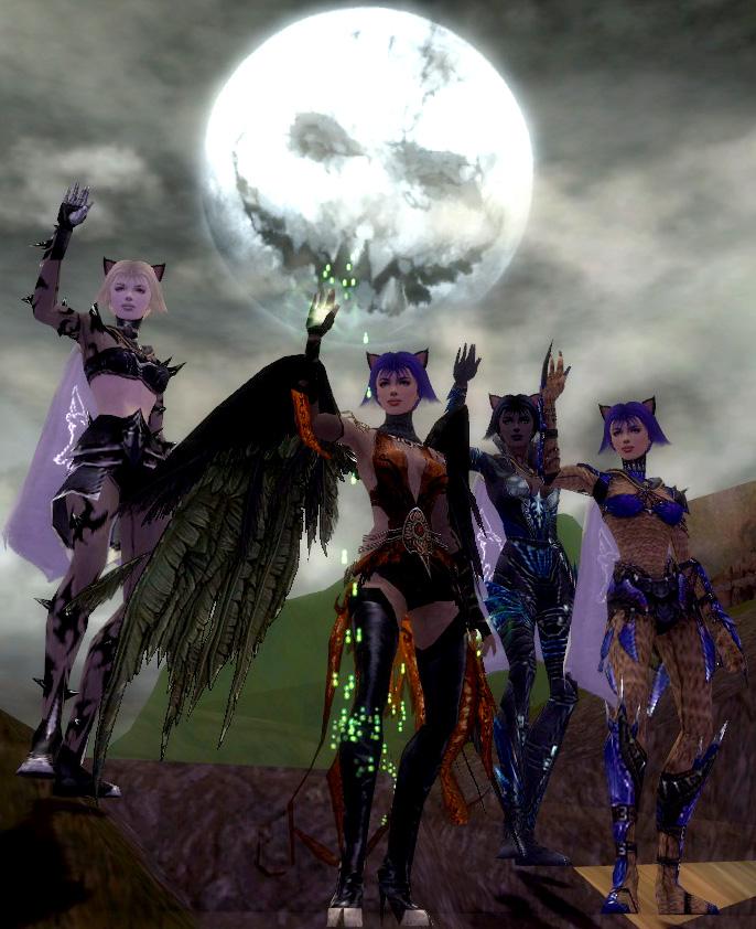 Halloween Atrina's