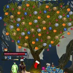 leet's xmas tree